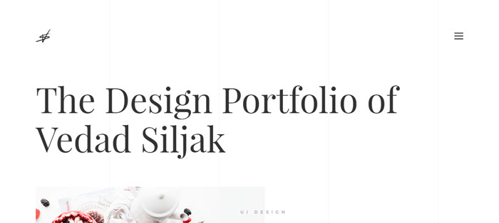 portfolio website how to create
