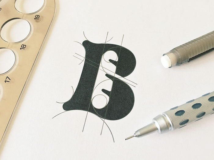 b_sketch Calligraphy for beginners - Guide on learning calligraphy