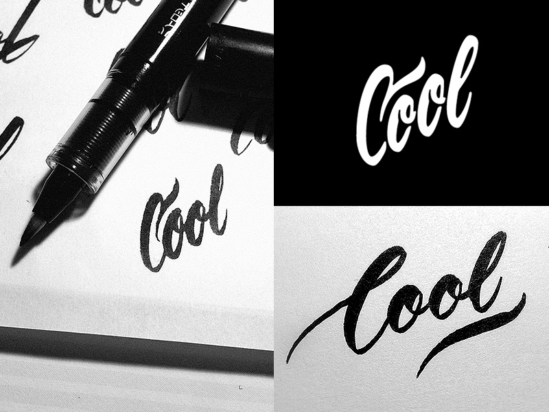 cool2 Calligraphy for beginners - Guide on learning calligraphy
