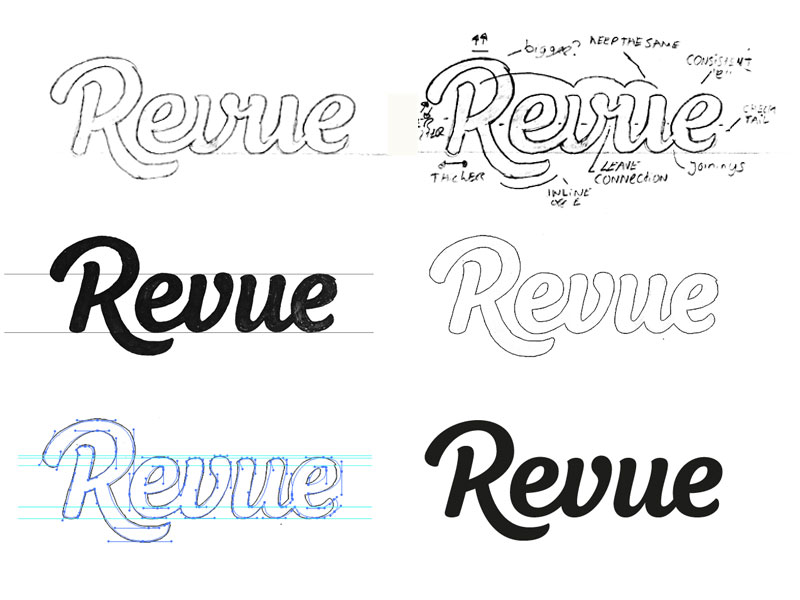 Revueprocess 2 Calligraphy For Beginners