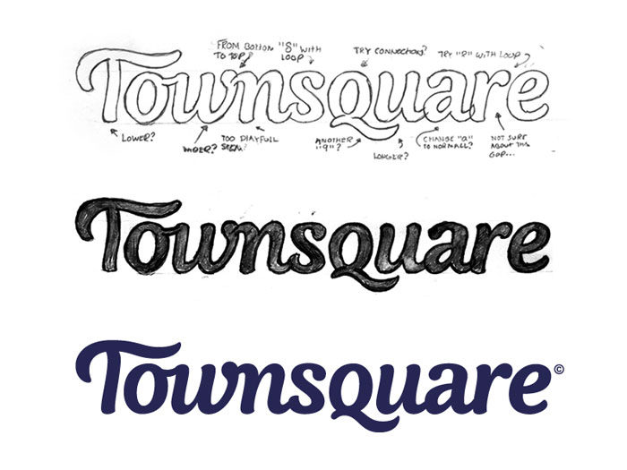 townsquare Calligraphy for beginners - Guide on learning calligraphy