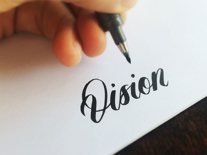 vision Calligraphy for beginners - Guide on learning calligraphy