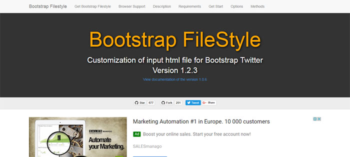 jQuery Bootstrap Plugins You Should Download (51 Examples)