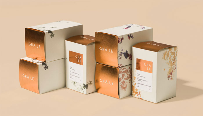 cha le tea packaging design tips ideas and inspiration - Packaging Design Ideas