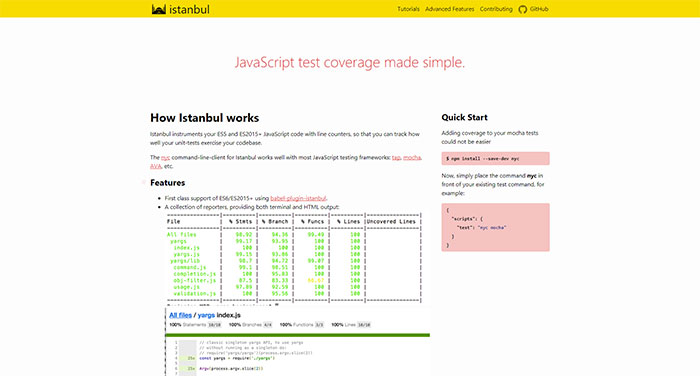 Javascript Testing Frameworks: The Best to Test JS Code