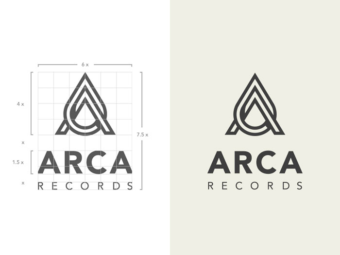 arca music logo designs gallery tips and best practices