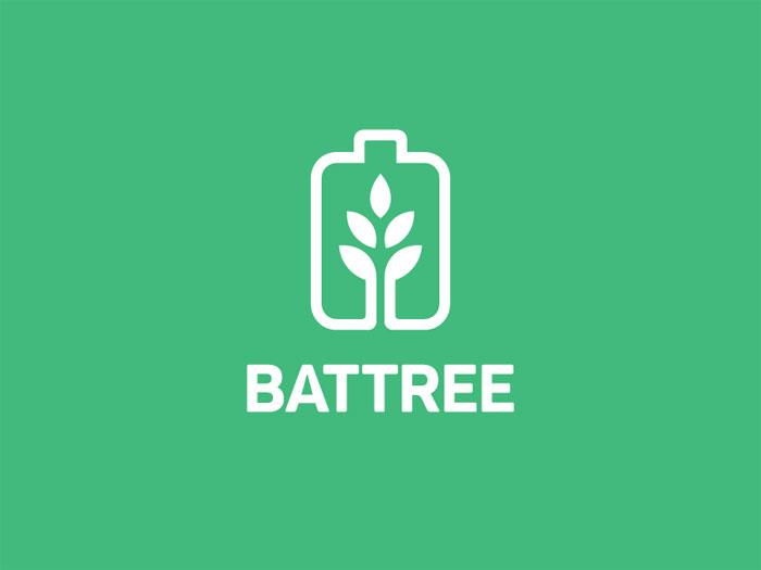 Battree Dribbble Minimalist Logo Designs Inspirational Showcase