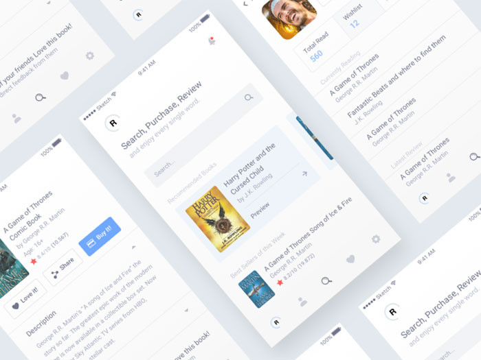 Search In Mobile User Interfaces 42 Search Bar Design Examples