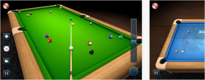 82 iphone sports games that will get you hooked for Pool design games