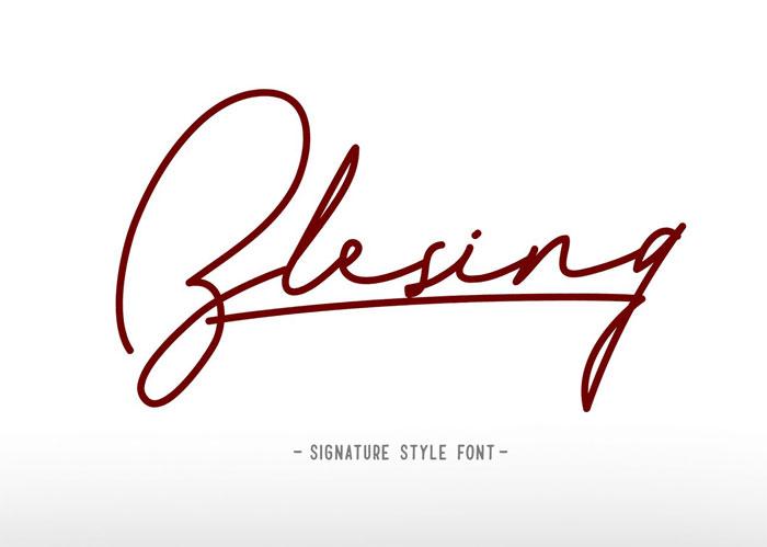best in signature