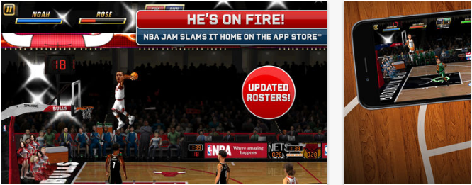 82 iPhone Sports Games That Will Get You Hooked
