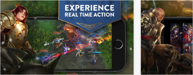Best iPhone Action Games To Pass Time