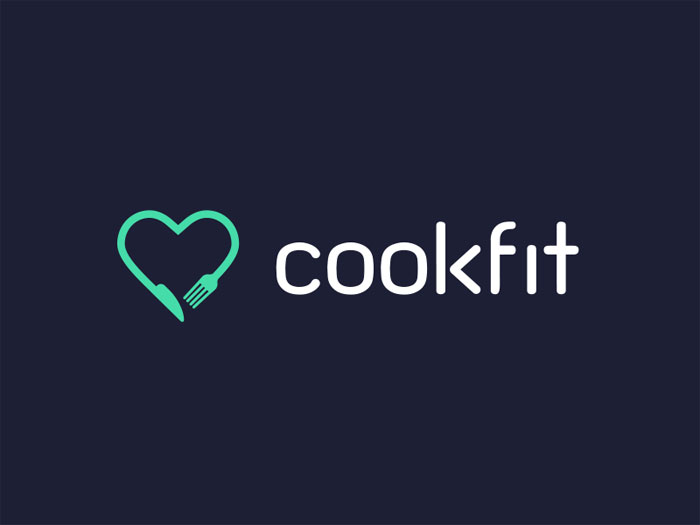 cookfit-logo Fitness Logo Design: How To Create A Great One