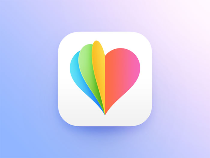 Dating apps with heart icon