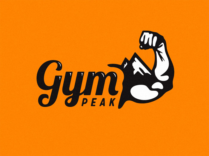 gym_peak_logo Fitness Logo Design: How To Create A Great One