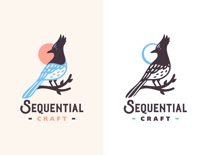 Bird Logo Design Examples And Bird Symbolism
