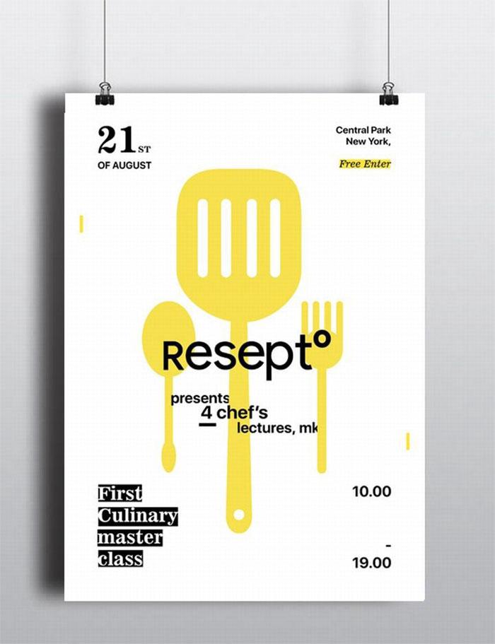 Fantastisch Poster Präsentationsvorlage A0 Bilder - Beispiel ...