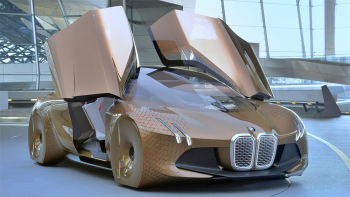 BMW-Concept-Car-1-1 The Best New Concept Car Designs For The Future - 96 Vehicles