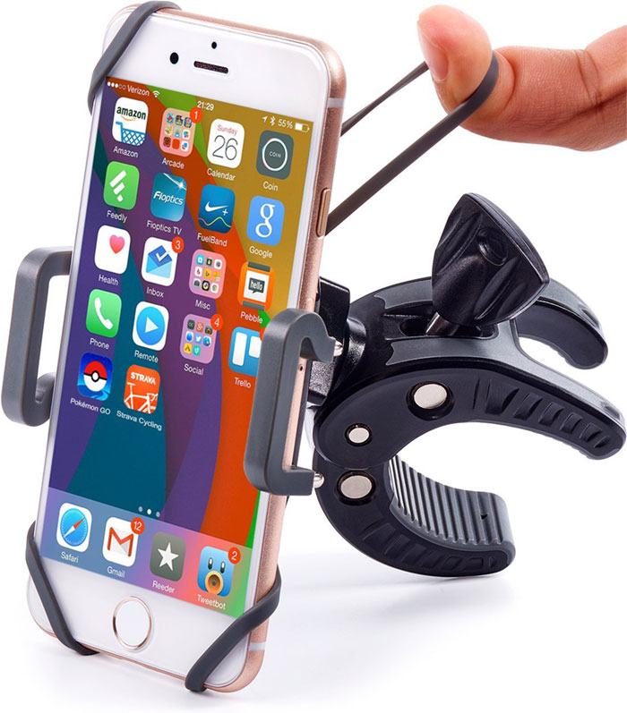 Bike-Motorcycle-Phone-Mou Gadgets For Men: The Best Men Accessories That You Can Buy