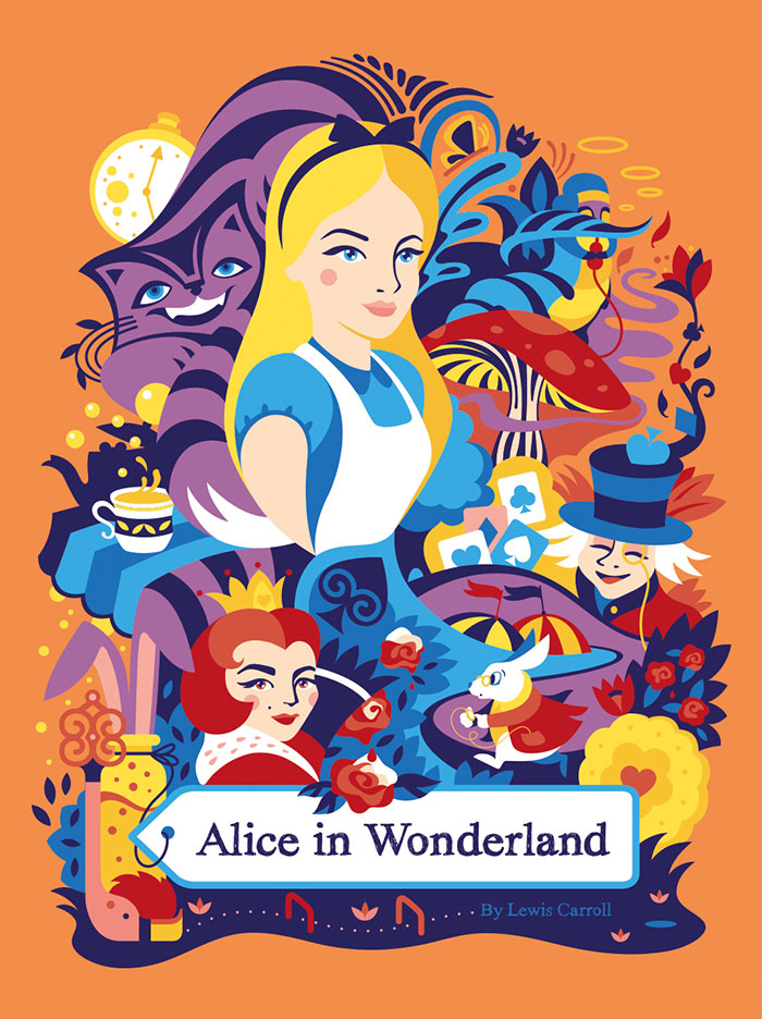 Alice In Wonderland Book Cover Ideas : Book cover design ideas layout fonts and how to create one