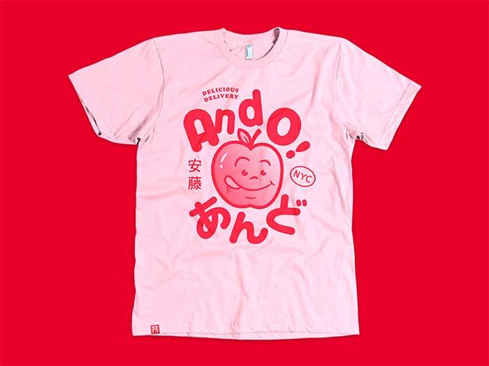 ando shirt t shirt design ideas that will inspire you to design a t - T Shirt Design Ideas