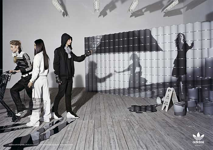 Ubicación choque hoy  Adidas Ads in Print Magazines and The Marketing Strategy [Must See]