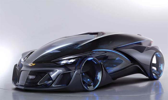 concepts27-1 The Best New Concept Car Designs For The Future - 96 Vehicles
