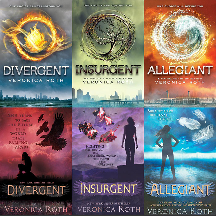 divergent book cover book cover design ideas layout fonts and - Book Cover Design Ideas