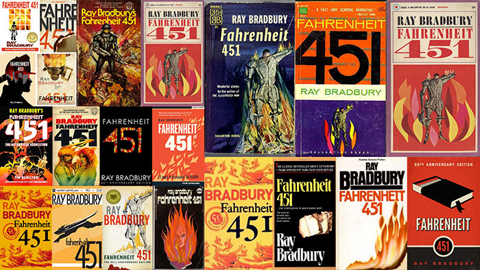 fahrenheit-451-book-cover Book Cover Design: Ideas, Layout, Fonts, And How to Create One