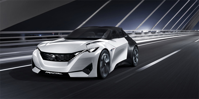 fractale-peugeotdesignlab-p-1 The Best New Concept Car Designs For The Future - 96 Vehicles