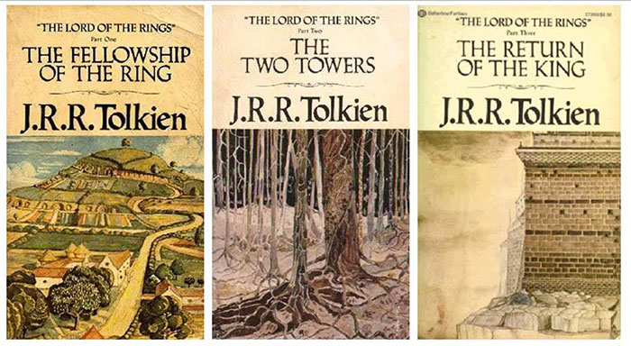 lord-of-the-rings-book-cover-3 Book Cover Design: Ideas, Layout, Fonts, And How to Create One