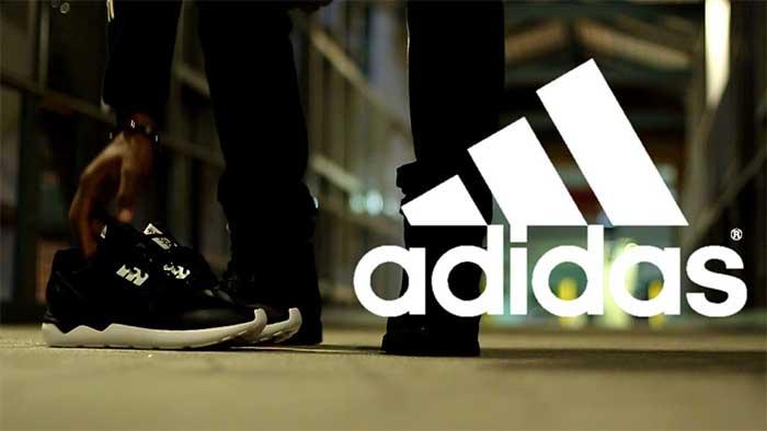 adidas market development