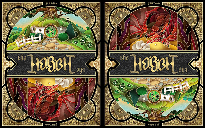 the-hobbit-book-cover-3-1 Book Cover Design: Ideas, Layout, Fonts, And How to Create One