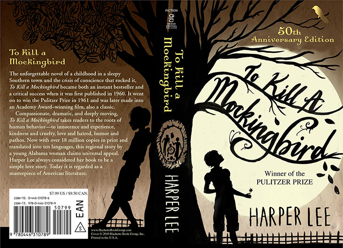 Lovely To Kill A Mockingbird Book Cover Book Cover Design: Ideas