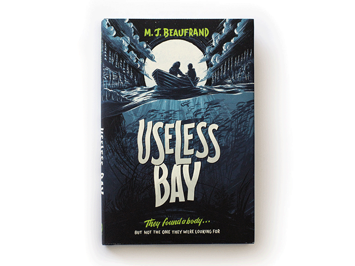 useless-bay Book Cover Design: Ideas, Layout, Fonts, And How to Create One