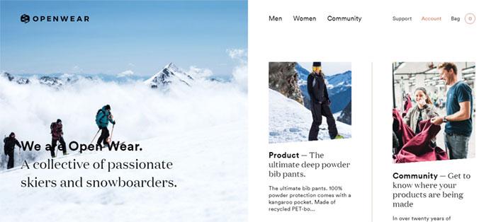 Open-Wear Web Design Basics: What Makes A Good Website