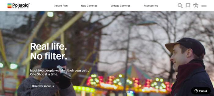 Polaroid-Originals Web Design Basics: What Makes A Good Website
