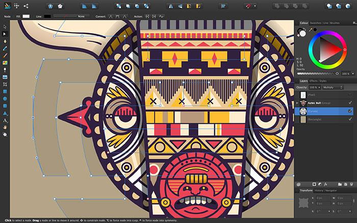 Affinity Designer Screenshot 2 Graphic Design Basics Tips For Beginners