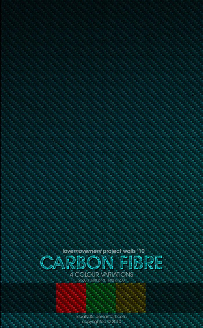 Carbon Fibre By Kreafy on Carbon Fiber Texture