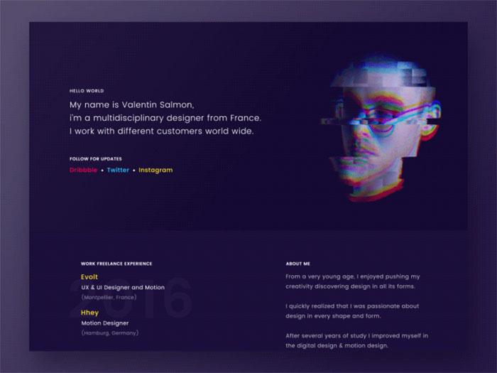 Portfolio Preview Web Designer Salary How Much Does A Make