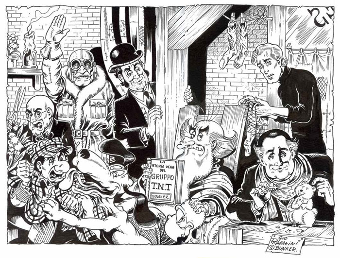 Alan-Ford3 Cómo hacer un cómic: diseño, personajes y portada