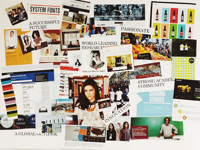 How To Create A Mood Board Design With Examples