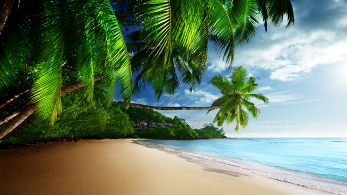 Tropical-Beach-Paradise-4K-Ultra-HD-Desktop-Wallpaper-700x394 101 Awesome Wallpapers To Download For Your Desktop Background