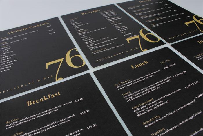 aa05d712348335.5626db86471a Diseño del menú del restaurante: cómo hacer un menú con un gran diseño