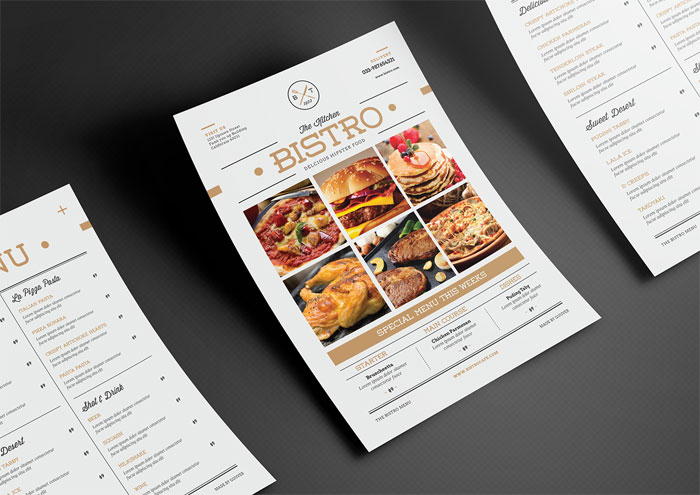 ccc5ef33802176.56b8d39f02f4 Restaurant Menu Design: Cómo hacer un menú con un gran diseño