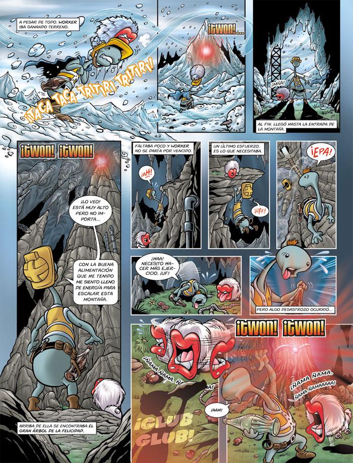 coke_hf01_p04 Cómo hacer un cómic: diseño, personajes y portada