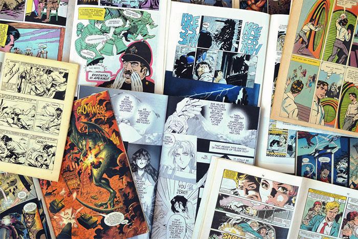 comic-book-ai Cómo hacer un cómic: diseño, personajes y portada
