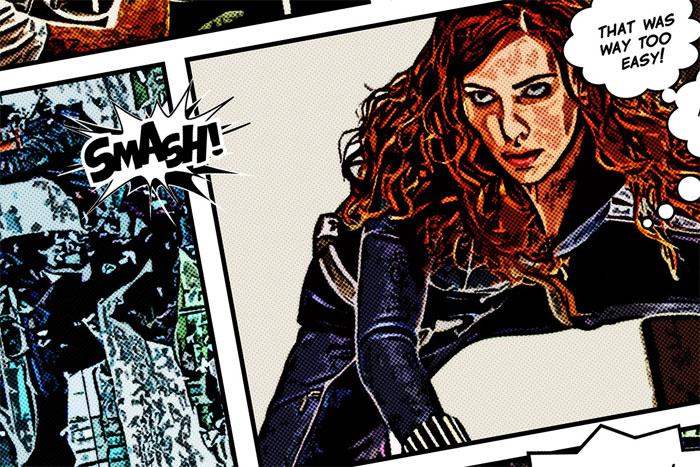 comics1 Cómo hacer un cómic: diseño, personajes y portada