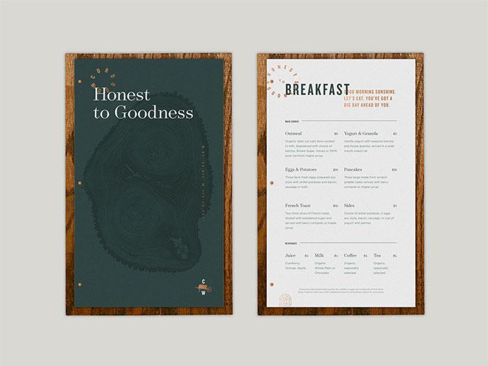 cordwood-menu-mockups-dribb Restaurant Menu Design: Cómo hacer un menú con un gran diseño