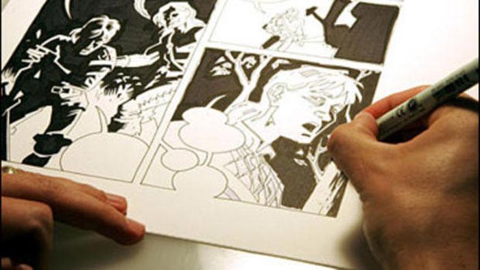 image698324x Cómo hacer un cómic: diseño, personajes y portada
